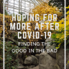 Hoping for More After Covid-19: Finding the Good in the Bad