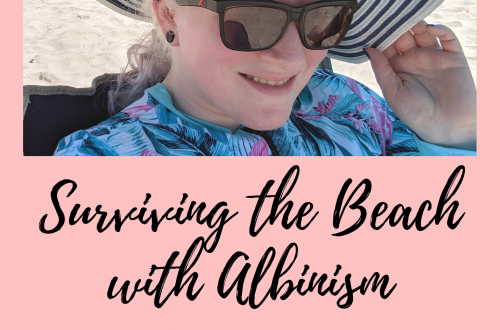 surviving the beach with albinism featured image