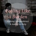 Feeling like a burden featured image