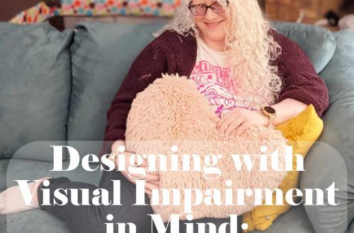 Designing with Visual Impairment in Mind cover image